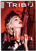 TRIBU MOVE MAGAZINE - COLLECTORS COVER FRANCE (MARCH 2015)
